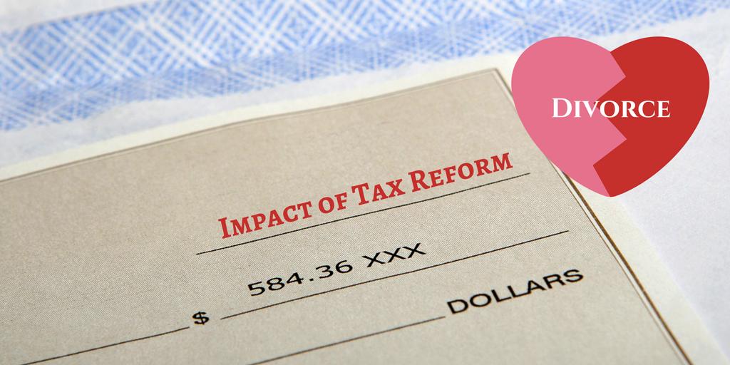 tax reform, high asset divorce, property division, getting divorced