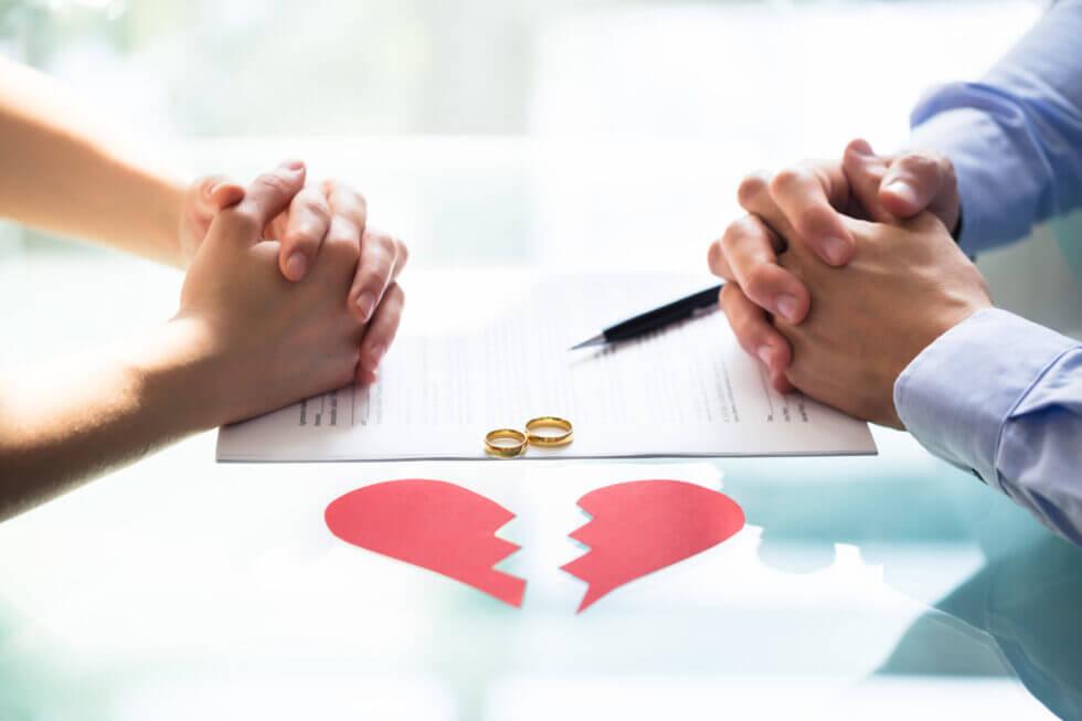 texas divorce and social media